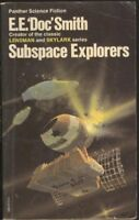 "Subspace Explorers By E.E.""Doc"" Smith"