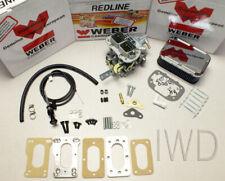 Toyota Pickup 20R 22R Weber Carburetor Conversion Kit - Manual Choke K746M Kit