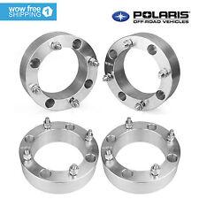 "4pcs 2"" Wheel Spacers 4/156 3/8-24x1 For Polaris Ranger RZR Sportsman ATV UTV"