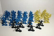 Vintage TOYCO 1983 Fantasy Figures Dungeons Demons of Castlelon Lot of 42
