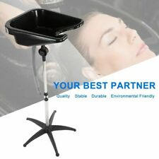 Portable Shampoo Bowl Basin Height Adjustable Hair Wash Salon Beauty Treatment