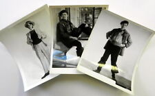 James Stewart Lot Of 3 Movie Film 8 x 10 Still Photos The Tiger Smiles ak116