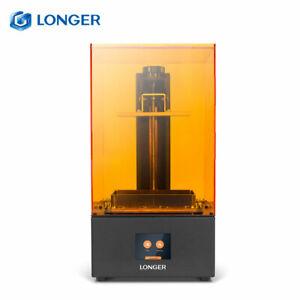 D'occasion Longer Orange 30 Imprimante 3D Résine 2K LCD 120X68X170mm