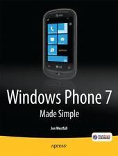 Windows Phone 7 Made Simple: By Jon Westfall