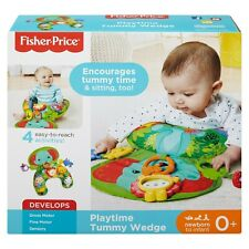 "Fisher Price Baby ""Playtime Tummy Wedge"" Age 0+ Tummy Time, Sitting Plus"