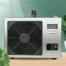 Ozone Generator High Capacity Ozone Machine Air Purifier with Time Cycle Mode Ce