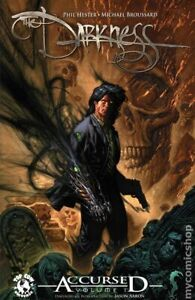 Darkness Accursed TPB 1B-REP VF 2009 Stock Image
