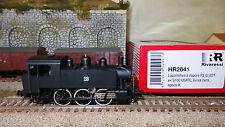 Rivarossi HR2641 GR 831 FS ex USATC livrea nera, carboniera bassa n° 28