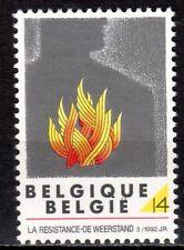 Belgium - 1992 Resistance german occupation - Mi. 2496 MNH