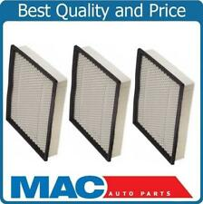 3 100% New Engine Air Filters Fits For 03-09 Ram 2500 35 5.9L Turbo Diesel