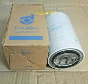 Cat Engine Oil Filter for Perkins (2654407) ,Volvo (3976603), Donaldson P554407