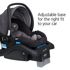 Infant Car Seat Rear Facing Fully Adjustable Baby Support Lightweight Washable