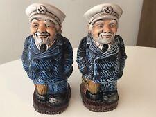 JOHN'S OYSTER BAR TIKI MUG Reno Sparks NUGGET CASINO Sailor Captain NAUTICA RARE