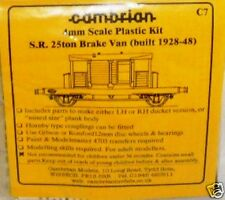 Cambrian C7. SR 25ton Brake Van Kit. (00)