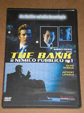 THE BANK, IL NEMICO PUBBLICO N°1 - DVD FILM