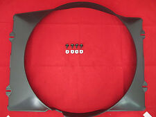 FORD FALCON XW XY GT HO ZD RADIATOR SHROUD KIT CLEVELAND PLASTIC 351 K CODE V8