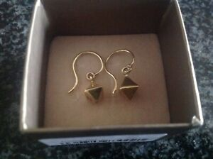 Dinny Hall Gold Earrings