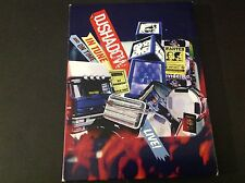 DJ SHADOW  IN TUNE  AND ON TIME LIVE! (  DVD  )