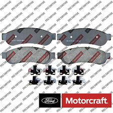 Rear Disc Brake Pad-Standard Premium Motorcraft BR1067 Fits Ford F-250, F-350