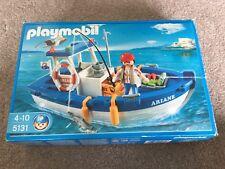 Playmobil 5131 Bateau de pêche