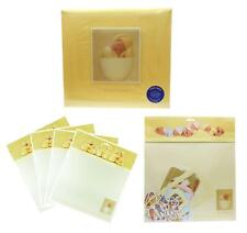 New Anne Geddes 12 x 12 Scrapbook Album with Printed Paper & Scrapbook Kit
