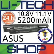 Batteria 10.8V 11.1V 6 CELLE 5200mAh per ASUSPRO ESSENTIAL P2530UA-XO0119D NUOVA