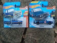 Hot Wheels 2 pieces 1978 Dodge Li'l Red Express Truck & Mazda Repu Rare