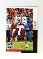 2019 Score Football NFL Draft #DFT-29 Ryan Finley - NC State Wolfpack