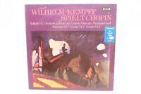 Wilhelm kempf Juega Chopin Ballade N º 36.48080 DT Schallplatte DOBLE LP VINILO