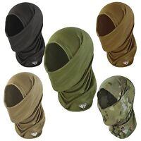 Condor 212 Seamless Polyester Fiber Multi-Wrap Balaclava Neck Gaiter Face Mask