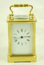 Travel Clock With 1/2 Stroke Um 1860