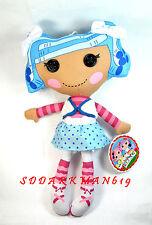 """Lalaloopsy Plush Doll - Mittens Fluff 'n' Stuff -13"""" Plush Rag Doll"""