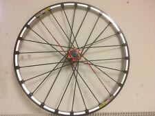 """Mavic Crossmax SLR Laufradsatz 26"""" Vorne Rad . Ohne Schnellspanner."""