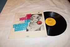 Jane Morgan LP-KISS TOMORROW GOODBYE