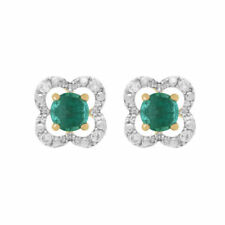 Parure di lusso smeraldo in oro giallo