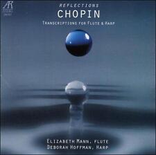 FREE US SHIP. on ANY 3+ CDs! NEW CD Deborah Hoffman Elizabeth Mann: Chopin: Refl