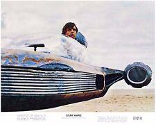 STAR WARS color still MARK HAMIL as Luke Skywalker -- (n915)