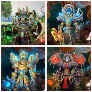 World of Warcraft Account - Shadowlands - Classic TBC - Hearthstone uvm.