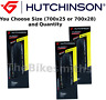 NEW Hutchinson Fusion-5 Performance 700 x 23 25 28 Fold Bike Tire Tubeless Ready