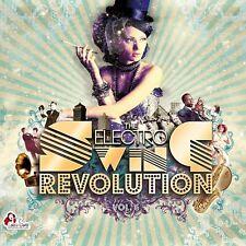 THE ELECTRO SWING REVOLUTION VOL.6 2CD NEU LALIKO/LOUIS ARMSTRONG/BILLI HOLIDAY
