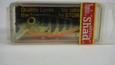 Storm ThinFin Silver Shad Pre Rapala Fishing Lure T60 RED LABEL Naturistic Perch