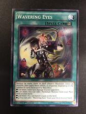 "Carte Yu-Gi-Oh ""Wavering Eyes"""