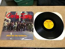 CIRCLE JERKS WILD IN THE STREETS - Frontier Reissue - VG+