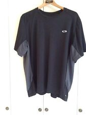 C9 By Champion XL Crew Neck Tee Black Grey Running Exercise Track Jogging