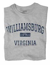 Williamsburg Virginia VA T-Shirt EST
