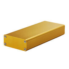 NEW Aluminum Project Box Enclosure Case Electronic DIY - 18.5x45x110mm