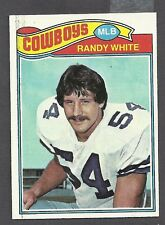 1977 Topps Randy White 2ND year Cowboys #342 EXMINT/NEARMINT