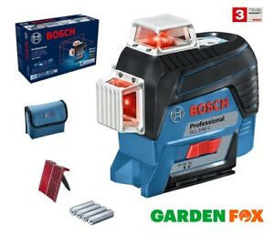 new Bosch GLL 3-80 C PRO - Multi LINE LAZER in Carton 0601063R00 3165140888288 -