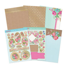 Hunkydory Premium Matt-tastic Topper Selection Floral Delights NEW