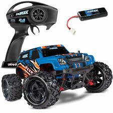 Traxxas LaTrax Teton 4x4 Blaux RTR 12v-lader Akku 1/18 4wd Monster Truck